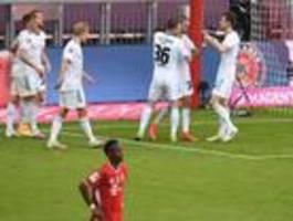 Ein Stich in das Herz des FC Bayern