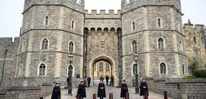 Großbritannien: Trauerfeier für Prinz Philip am 17. April auf Schloss Windsor