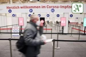 corona-pandemie: impfung in messehallen zehnmal teurer als beim hausarzt