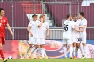 28. Spieltag: Union trotzt Bayern Remis ab - Eintracht schlägt Wolfsburg