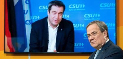CDU-Länderchefs warnen Laschet