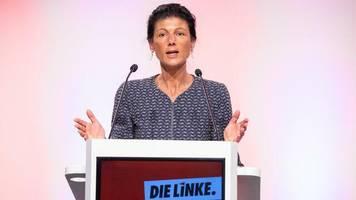 Bundestagswahlen: Wagenknecht zur Spitzenkandidatin der NRW-Linken nominiert