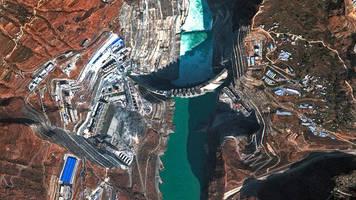 wirtschaft von oben #101 – mega-staudamm: china ist ein wasserkraft-gigant – zum Ärger seiner nachbarn