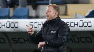 bielefeld-coach kramer mahnt: den fokus nie verlieren