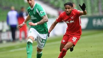 1:4 gegen Leipzig: Werder wieder in Abstiegsgefahr