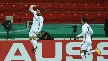 Eintracht kämpft um Punkte für Königsklassen-Einzug