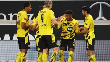 Krimi in Stuttgart: Teenager schießt BVB zum Sieg
