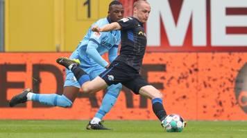 Spitzenreiter Bochum verliert 0:3 in Paderborn