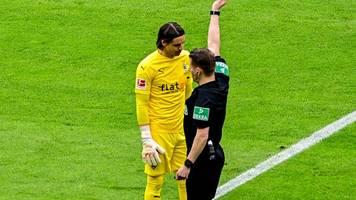 Torwart-Rot und vier Tore: Hertha und Gladbach mit Remis