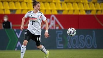 Vor Länderspiel in Wiesbaden: Positiver Corona-Befund bei Frauen-Nationalmannschaft
