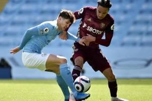 Dortmund-Gegner Man City verliert in Überzahl gegen Leeds