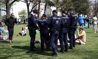 In Wien wird wieder gegen die Corona-Maßnahmen demonstriert