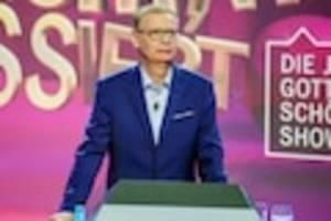 alle tragen masken - wegen corona ausgefallen: günther jauch in rtl-show gleich durch acht frauen ersetzt