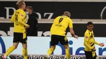Bundesliga: Knauff schießt BVB zum Sieg in Stuttgart
