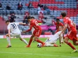 Jamal Musiala beim FC Bayern: Der Austänzer