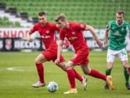 RB Leipzig gegen Werder: Ohnmacht der Grashüpfer