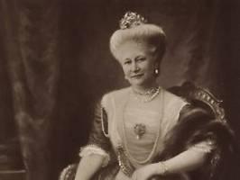 Deutschlands letzte Monarchin: Vor 100 Jahren starb Auguste Viktoria