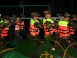 21 arbeiter in bergwerk in china eingeschlossen
