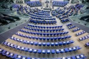 Bundestag: Weiter keine Wahlrechtskommission: Scharfe Oppositionskritik