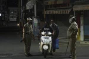 Pandemie: Höchstwert in Indien: Mehr als 150.000 Corona-Neuinfektionen