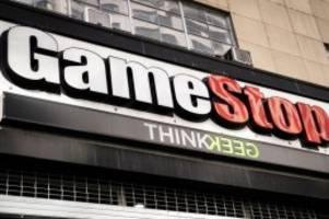 Finanzaufsicht: Gamestop- und AMC-Aktien: Bafin prüft Mitarbeitergeschäfte