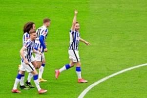 Hertha BSC: Hertha im Abstiegskampf: Störgeräusch aus der Ich-AG