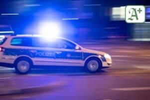 Kriminalität: 32-Jähriger attackiert Beamte bei Einsatz wegen Ruhestörung