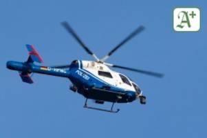 Niedersachsen: Jungen spielen am Gleis und lösen Hubschraubereinsatz aus