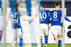28. Spieltag: Serdar beschert Schalke-Coach Grammozis ersten Sieg