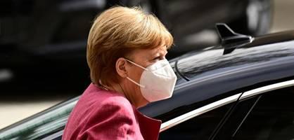 """Merkel offenbar für konsequenten und möglichst kurzen """"Brücken-Lockdown"""""""