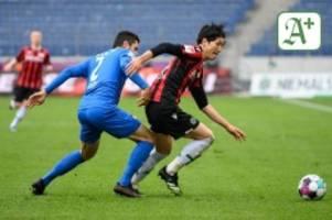Fußball: 1:3 gegen Heidenheim: Hannover weiter in der Krise