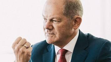 """bundesfinanzminister olaf scholz: """"der spielt nicht sauber"""""""