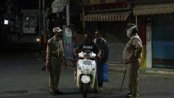 Pandemie - Höchstwert in Indien: Mehr als 150.000 Corona-Neuinfektionen