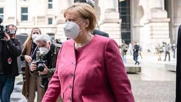 Corona-News – Bericht: Merkel wirbt in Union für Brückenlockdown