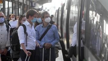 Deutsche Bahn verhängt erstmals Zugverbote für Maskenverweigerer