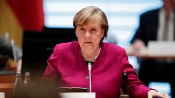 Kreise: Merkel für konsequenten Brücken-Lockdown