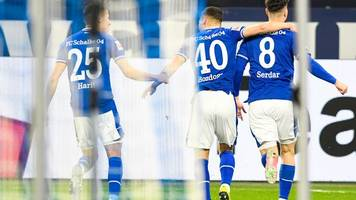 28. Spieltag: Serdar beschert Schalke 04 den zweiten Saisonsieg
