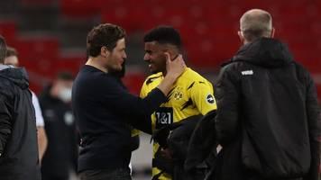 BVB-Matchwinner in Stuttgart: Youngster Knauff belebt Dortmunds Endspurt-Hoffnungen
