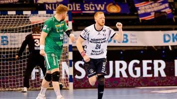 Handball: Leipzig bei Spitzenreiter Flensburg chancenlos