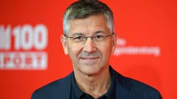 Präsident FC Bayern - Hainer: Gehe davon aus,  dass Flick Vertrag bis 2023 erfüllt