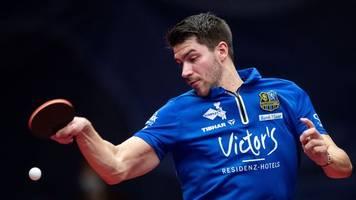 Saarbrücken erreicht Tischtennis-Finale gegen Düsseldorf
