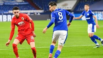 schalke mit zweitem bundesliga-saisonsieg: 1:0 gegen fca
