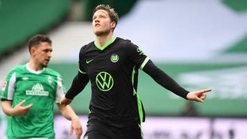 Weghorst: Wolfsburg und Königsklasse hört sich sehr gut an