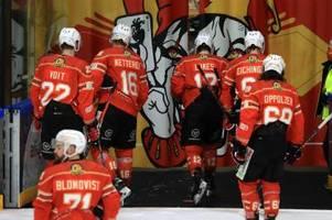 corona wirbelt die spielpläne der eishockey-ligen durcheinander