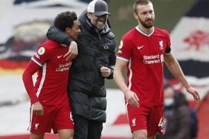 Hoffnung für Klopp - Liverpool beendet Horrorserie