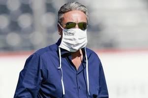 sandhausen-präsident: vielleicht keine relegation