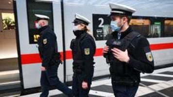 Deutsche Bahn verhängt erste Zugverbote für Maskenverweigerer