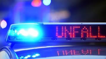 a31 richtung oberhausen nach lastwagenunfall gesperrt