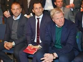 Klub-Gipfel wohl nach PSG-Spiel: Entscheidet Kahn über Flick und Salihamidzic?