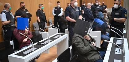 """Stammheim: Prozess gegen rechtsterroristische """"Gruppe S."""""""